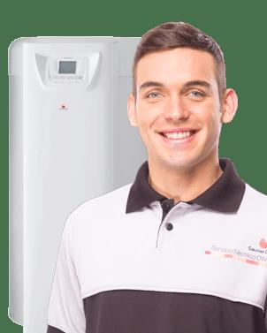 Servicios de Mantenimiento para equipos de energía solar Saunier Duval
